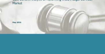 A Balancing Act: Cost-Benefit Analysis of Reforming India's Legal Services Market