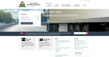 Haiti Website Eases Trade