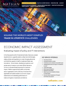 Economic Impact Assessment