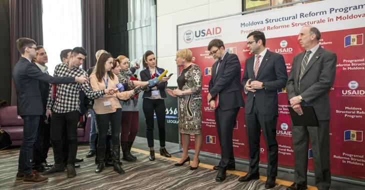 Moldova Structural Reform Program (MSRP)
