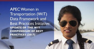 APEC Women in Transportation Data Framework and Best Practices Report