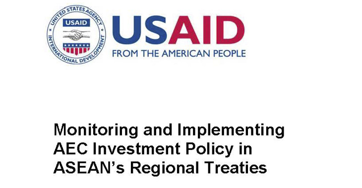 Monitoring and Implementing AEC Investment Policy in ASEAN's Regional Treaties