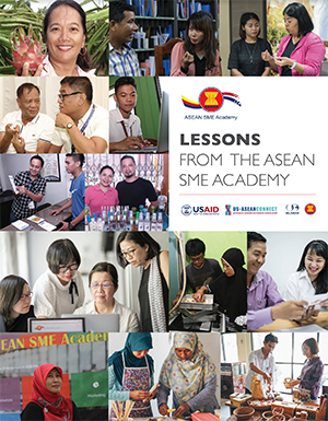 Lessons from the ASEAN SME Academy