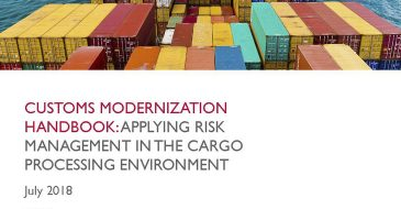 USAID Customs Modernization Handbook: Applying Risk Management in the Cargo Processing Environment