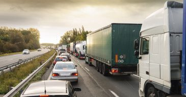 Trucks Going Nowhere: The Impact of Congestion