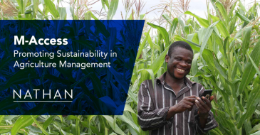 M-Access: Promoting Sustainability in Agriculture Management