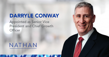 Nathan Hires Chief Growth Officer Darryle Conway