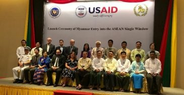 Myanmar joins ASEAN SINGLE WINDOW