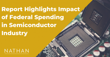 Report Highlights Importance of Federal Spending on Semiconductor-Related Research to US Economic Growth and National Security