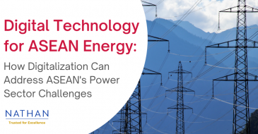How Digitalization Can Address ASEAN's Power Sector Challenges