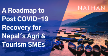 A Roadmap to Post COVID-19 Recovery for Nepal's Agri and Tourism Small and Medium Enterprises (SMEs)