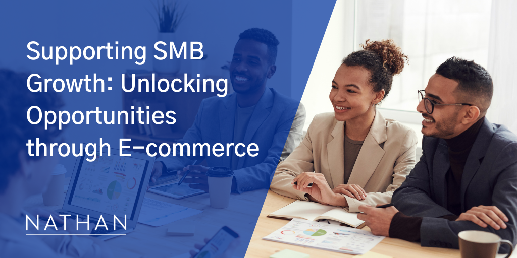 Supporting SMB Growth: Unlocking Opportunities through E-commerce
